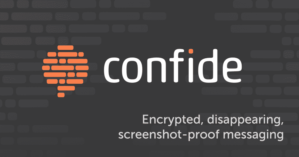 Confide 1024x538 - 10 Best Alternatives To WhatsApp That Actually Respect Your Privacy