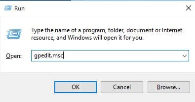 Disable Encrypted File Indexing In Windows 10