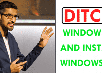 Google: Ditch Windows 7 And Install Windows 10 Now