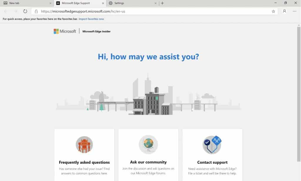Edge 2 1024x617 - New Chromium-based Edge Browser Leaked Online — Download Now