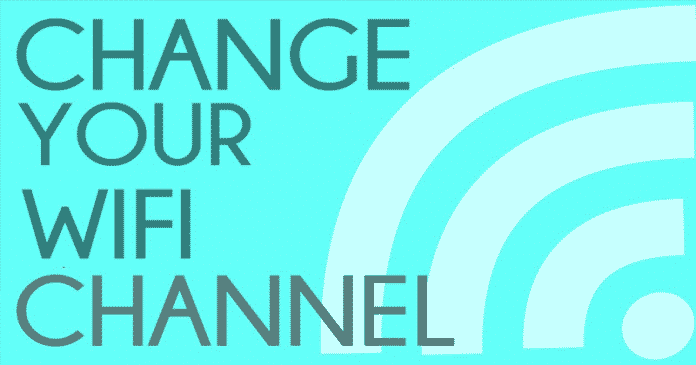 How To Change WiFi Channel To Improve The Signal