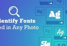 How to Identify Fonts Used in Any Photo or Image