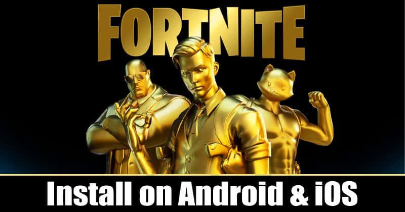 كيفية تنزيل Fortnite وتثبيته على Android و iOS في 2020