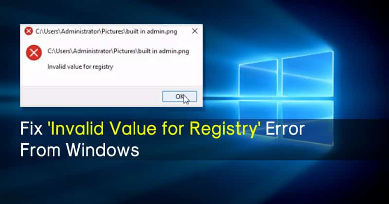 how to get to registry in windows 10