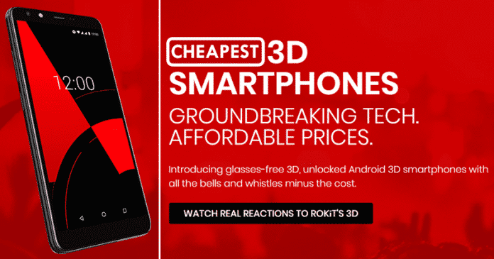 Meet The World's Cheapest 3D Smartphones
