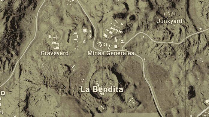 Minas Generales