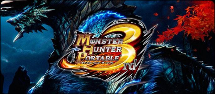 Monster Hunter Portable 3rd - 10 Best PSP Video Games Of All Time (2019 List)