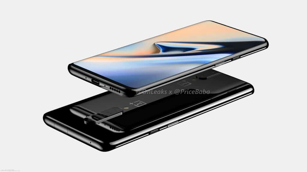 OnePlus 7 2 1024x576 - OnePlus 7 Design Leaked (Exclusive Video)