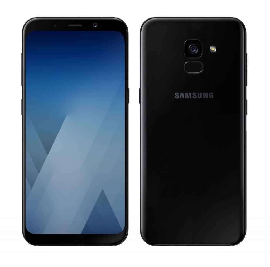 Samsung Galaxy A8 2018 1024x1013 - 10 Best Smartphones With FM Radio That You Can Buy In 2019