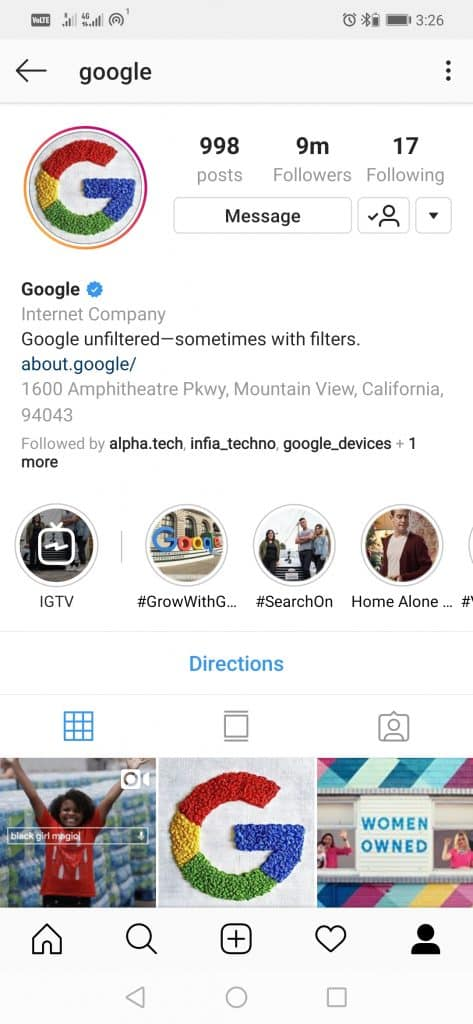 Step 2 I 473x1024 - How To Turn On Post And Story Notifications In Instagram