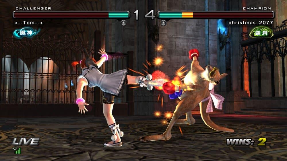 Tekken - 10 Best PSP Video Games Of All Time (2019 List)
