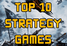 Top 10 Best Strategy Games Of All Time For PC