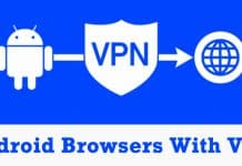 Top 5 Best Android Web Browsers With VPN 2019