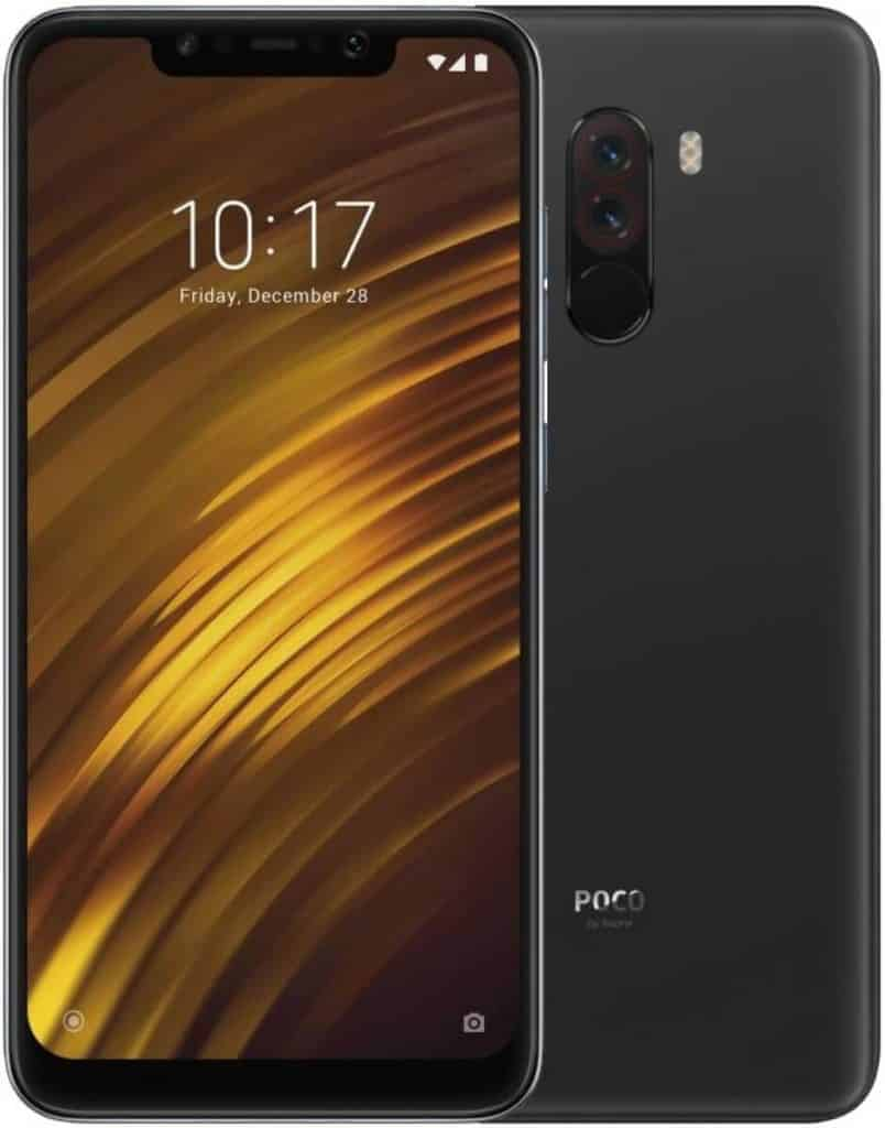 Xiaomi Pocophone F1 804x1024 - 10 Best Smartphones With FM Radio That You Can Buy In 2019