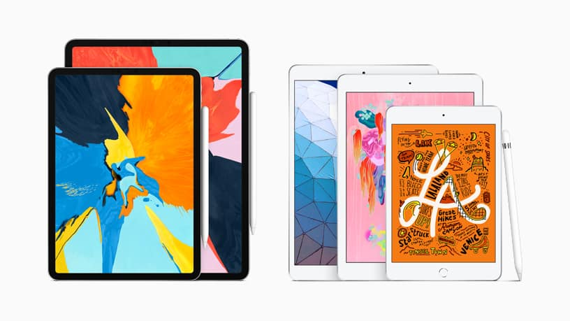 iPad - Apple Silently Launched Two Brand New iPads