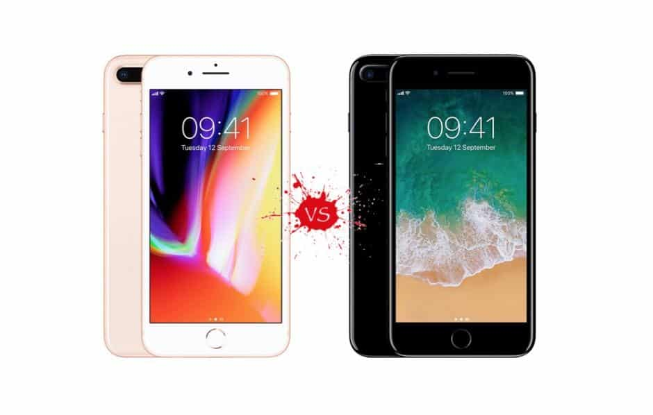 iPhone 1 - What Is The Difference Between iPhone 7 Plus And iPhone 8 Plus?