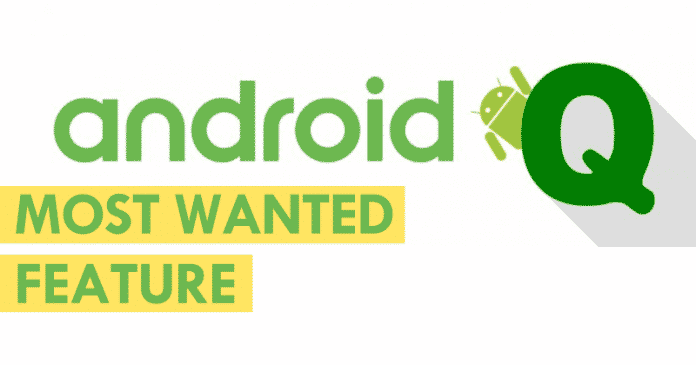 Android Q To Get This Most Wanted iPhone Feature
