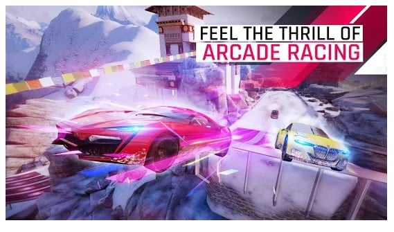 Asphalt 9 Legends