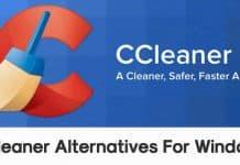 10 Best CCleaner Alternatives For Windows 10