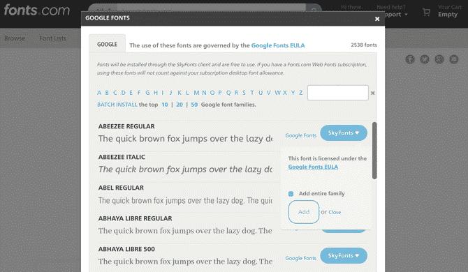 15+ Situs Untuk Download Font Secara Gratis Terbaik - Fonts