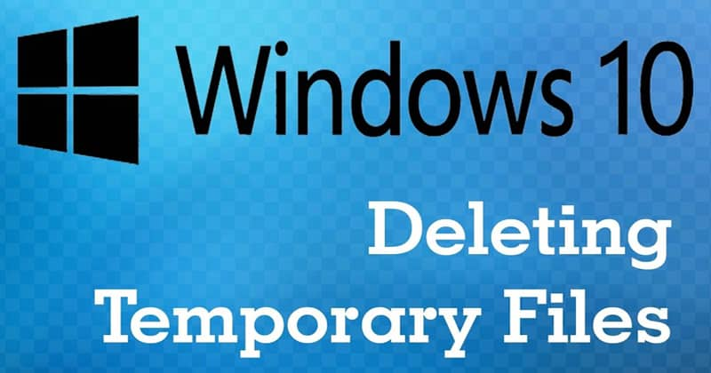 How To Delete Temporary Files In Windows 10 & 11