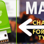 How To Format By Changing The Format Type Of A USB Drive In macOS