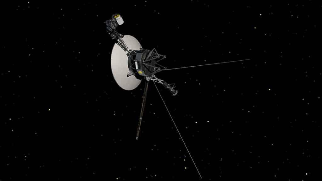 Image Source: Voyager - NASA