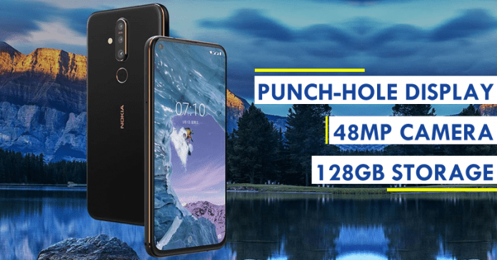 Meet The First Smartphone Of Nokia With Punch-Hole Display