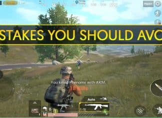 7 Most Common Mistakes Beginners Make In PUBG Mobile