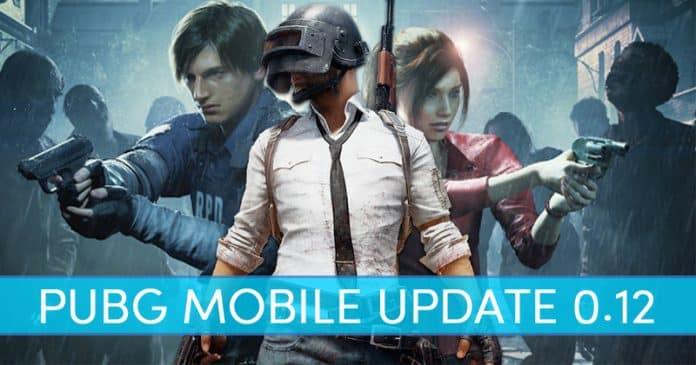 PUBG Mobile Update 0.12 - Darkest Night Mode, Spectator Mode & More