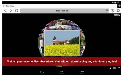 Photon Flash Player and Browser