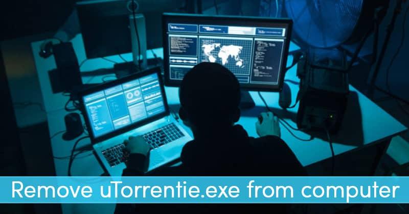 Remove uTorrentie - Best Computer Tricks 2019 and Hacks for Your Window PC