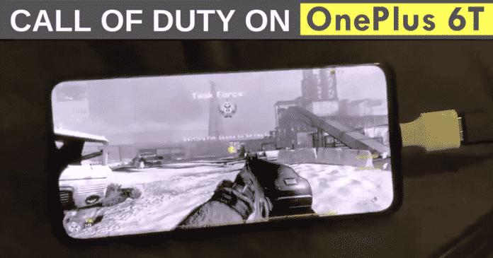 Run Windows 10 And COD: Modern Warfare 2 In OnePlus 6T