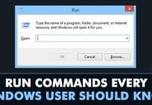 30 Run Commands Every Windows User Should Know