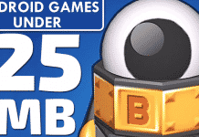 10 Best Android Games Under 25 MB With High-End Graphics