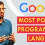 10 Most Popular Programming Languages According To Google