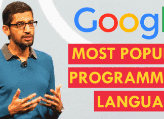 10 Most Popular Programming Languages According To Google