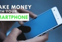 10 Ways To Earn Money With Your Smartphone