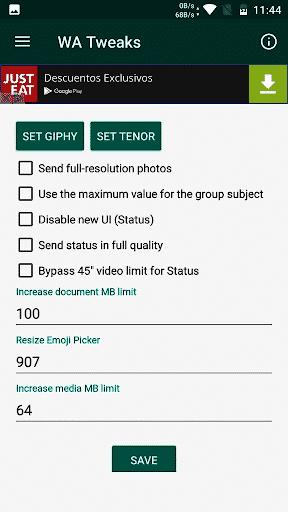 Using WhatsApp Mods
