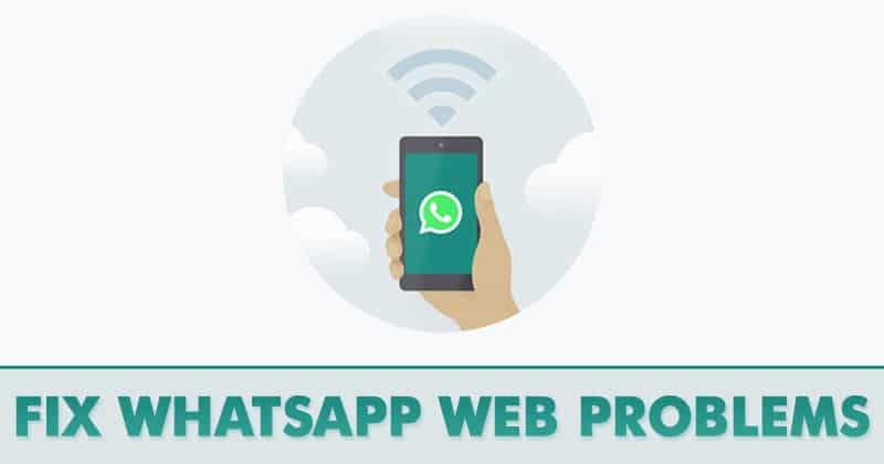 WhatsApp Web لا يعمل؟ فيما يلي كيفية إصلاح مشكلات ويب WhatsApp