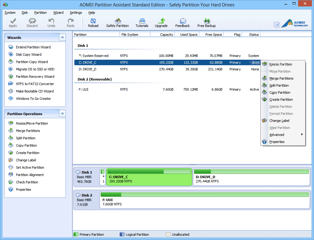 15 Best Partition Manager Softwares For Windows In 2020