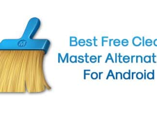 Top 8 Best Clean Master Alternatives For Android 2019