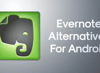 Top 5 Best Evernote Alternatives For Android 2019