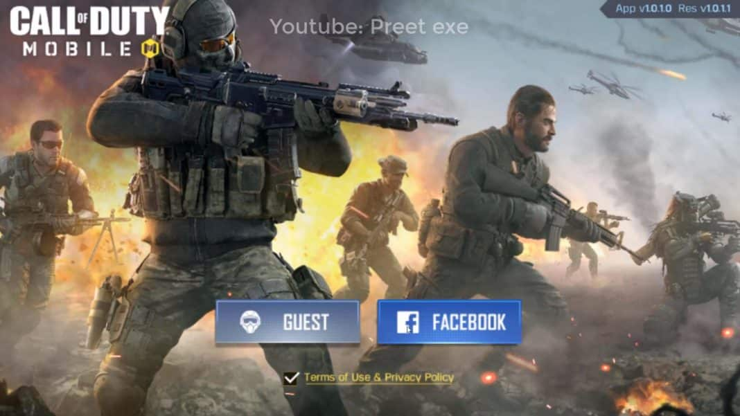Download & Install Call of Duty: Mobile on PC