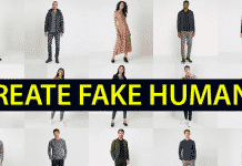 Create Fake Humans That Never Existed In The Real World