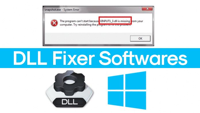 Top 10 Best DLL Fixer Softwares For Windows (2019)