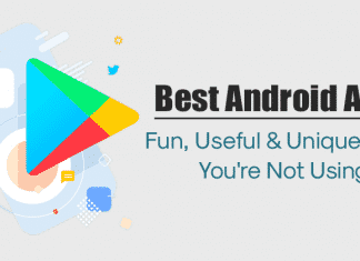 Best Android Apps 2019 - Fun, Useful & Unique Apps You're Not Using