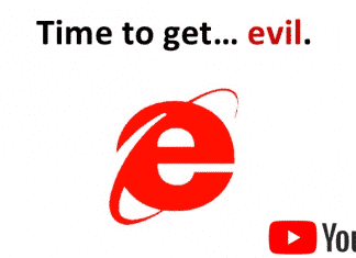 Here's The Secret YouTube Plot To KILL Internet Explorer 6