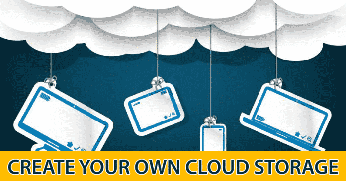 How To Create Your Own Cloud Storage Server At Home