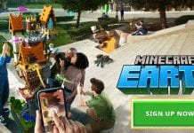 How To Sign Up For The All-New Minecraft Earth Beta